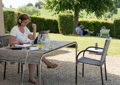 Werk vakantie in Nederland