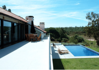 Portugal zwembad